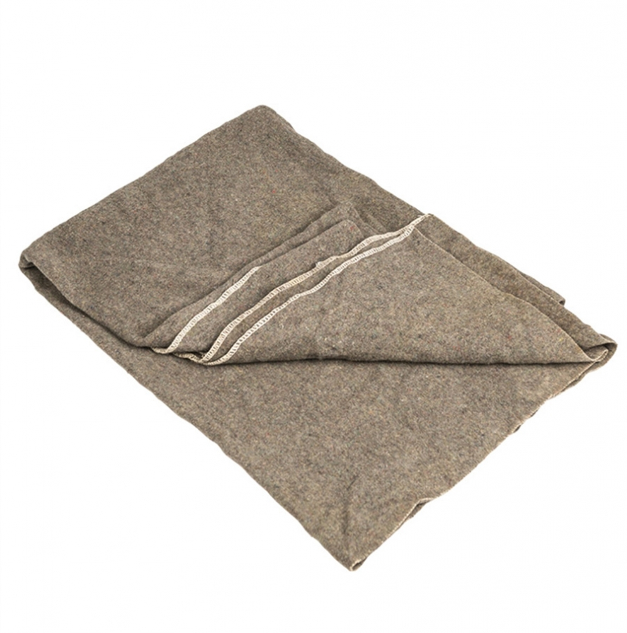 irael wolldecke grau grau 190 x 130 cm 29 95 armyshop. Black Bedroom Furniture Sets. Home Design Ideas