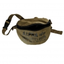 Alpha Bauchtasche Cargo Canvas Waist Bag oliv