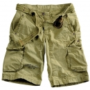 Alpha Edge Short light olive