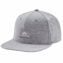 Alpha X-Fit Cap grey heather