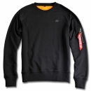 Alpha X-Fit Sweat black