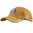 Baseball Cap 101 INC Arirsoft division coyote