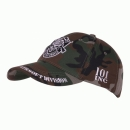 Baseball Cap 101 INC Arirsoft division woodland