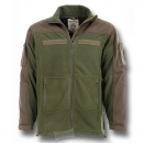 Combat Fleece Weste oliv