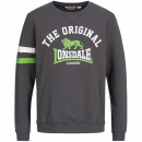 Lonsdale Sweatshirt Hereford Anthracite