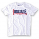 Lonsdale T-Shirt TWO TONE weiss