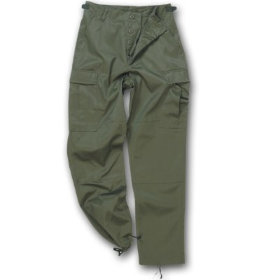 US Army BDU Hose Import oliv