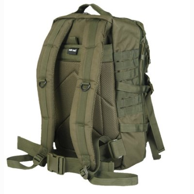 Assault Pack oliv groß