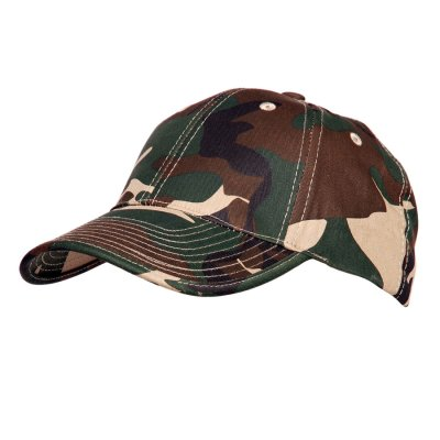 Baseball Cap flexfit woodland