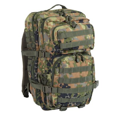 Assault Pack flecktarn groß