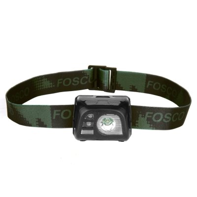 Kopflampe Tactical Headlamp schwarz