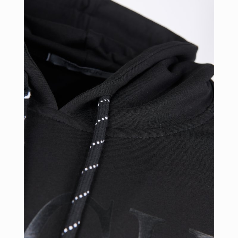 Top Gun Hoody Black Beauty schwarz
