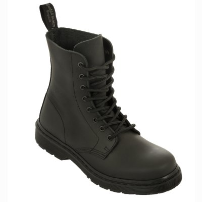 Boots & Braces 8-Loch Easy Basic schwarz