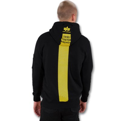 Alpha Safety Line Hoody schwarz