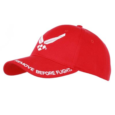 Basecap Remove Before Flight rot