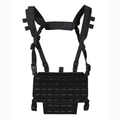 Chest Rig Lightweight schwarz
