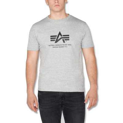 Alpha T-Shirt grau