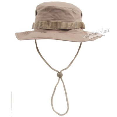 US Boonie Hat beige Import