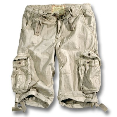 Alpha Jet Short Bone White
