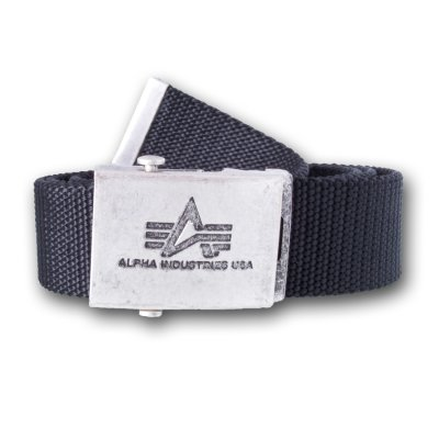Alpha Heavy Duty Belt 4 cm schwarz